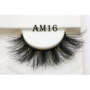 Beautiful Natural Look 3D Mink Lashes Wholesale-V