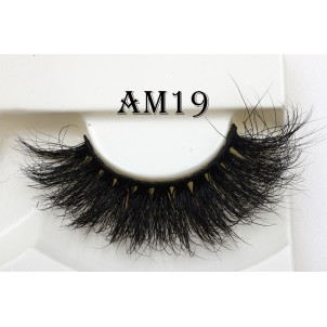 Comfortable And Lightweight 3D Mink Lashes Wholesale-V