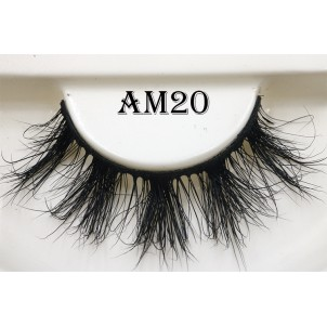 Cruelty-Free 3D Mink Lashes Wholesale-V