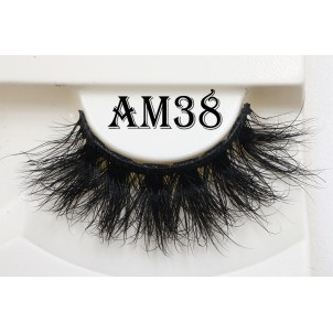 High Quality Beautiful 3D Mink Lashes Supply-V