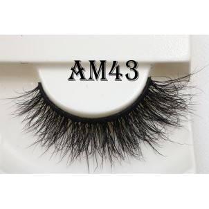 High Quality Lashes For Beauty 3D Mink Lashes Wholesale-V