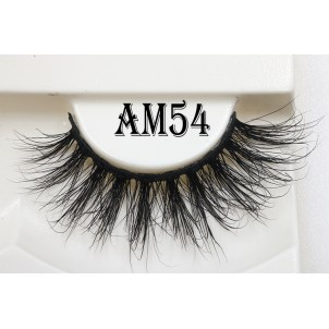 Pretty And Fuzzy 3D Mink Lashes Wholesale-V