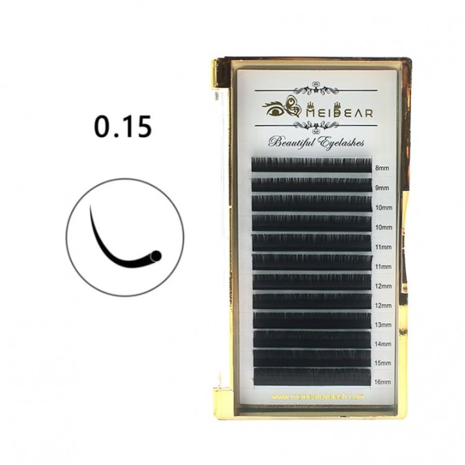 0.15 Classic Eyelash Extension Wholesale Lashes Extensions - A