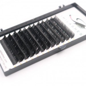 0.07mm CC Curl Mix Length Volume Eyelash Extensions Wholesaler - V