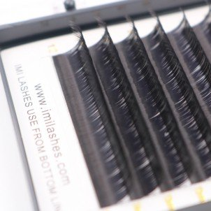 0.07mm D Curl High Quality Eyelash Extensions Manufacturer - V