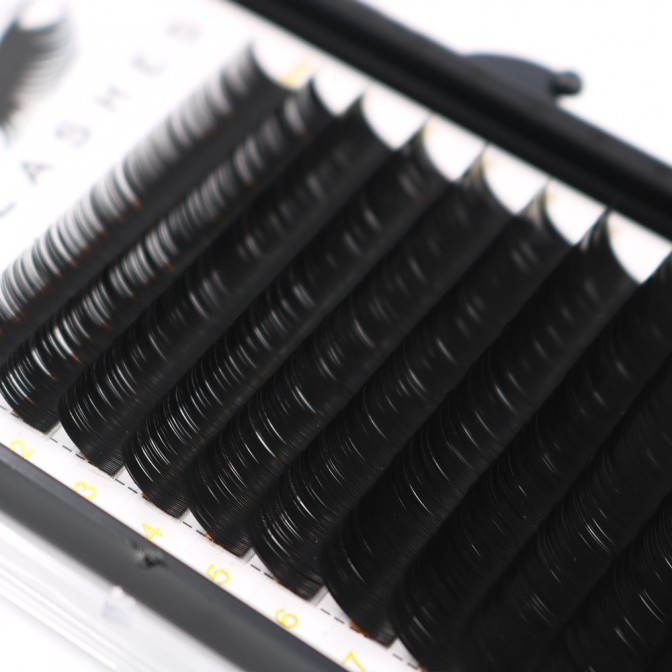 0.15mm Thickness Classic Eyelashes Extensions Manufacturer- V