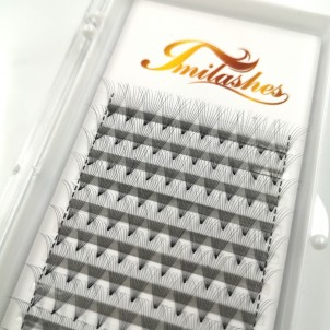 10D 0.05 Premade Fans Soft Volume Lashes Wholesale-V