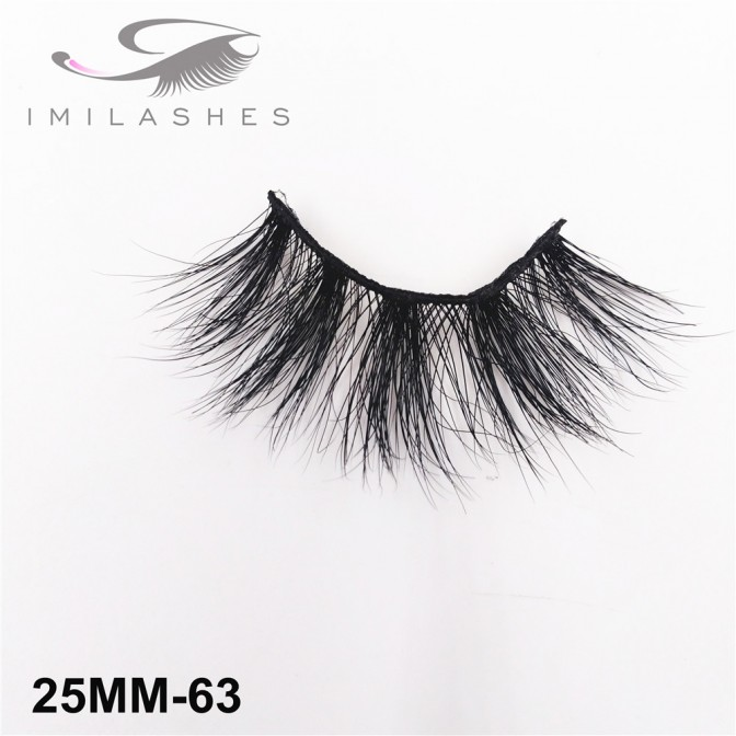 25 mm Mink Lashes No.63 Wholesale-V