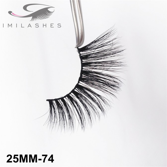 25 mm Mink Lashes Wholesale For Natural Attractive Look-V