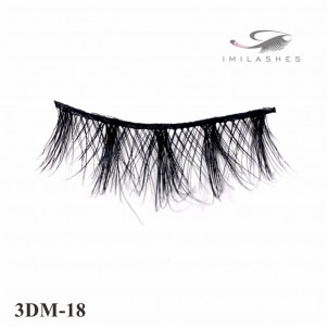 Various Styles Fake Lash 3D Mink Lashes Wholesale-V
