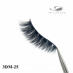 100% Real 3D Mink Lashes Wholesale-V