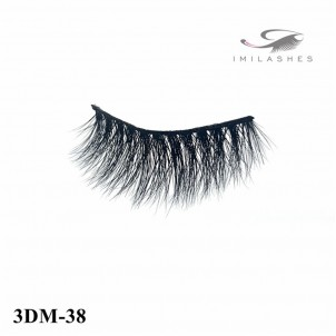 Vegan 3D Mink Lashes Wholesale-V