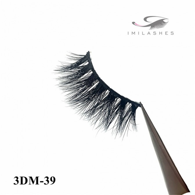 3D Mink Lashes  No.39 Wholesale-V