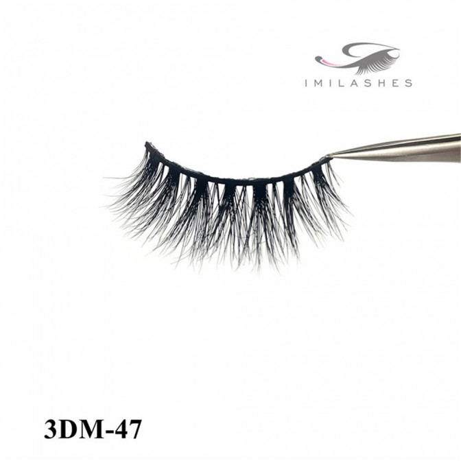 3D Mink Lashes Vendor-V