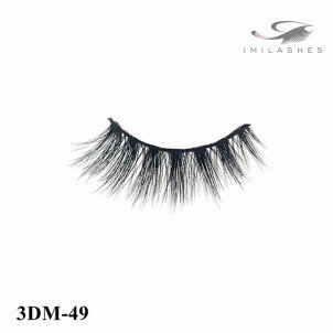 3D Mink Lashes Wholesale Lash No.49-V