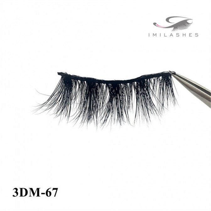 3D Mink Lashes Wholesale UK-V