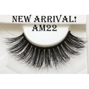 Dramatic Look 3D Mink Lashes Wholesale-V
