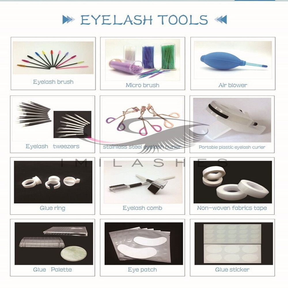 High Quality Tools For Lash Extensions-V