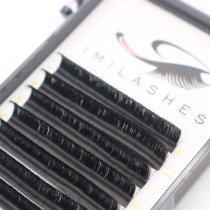 11mm D 0.07 Blooming Eyelash Extensions Supply - V