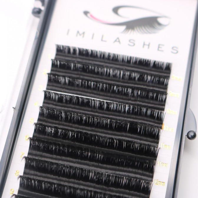 0.05 Blooming Russian Volume eyelash extensions Wholesale - A